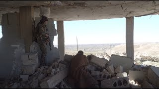 Kurdish control in Syria threatened by U.S. troop withdrawal