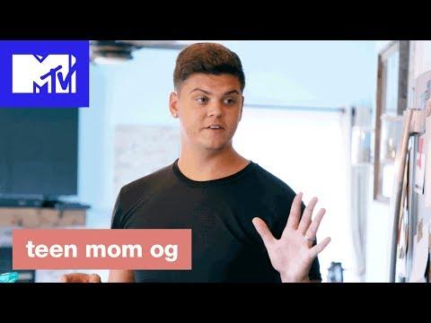 Xxx Mp4 Butch Is Back Deleted Scene Teen Mom OG Season 7 MTV 3gp Sex