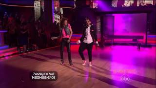 Zendaya - Pretty Girl Rock - Dancing With the Stars Mashup