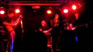 Gitane Demone - Lullaby For A Troubled Man 10. Nov. 2011 Viper Room Wien Vienna Austria