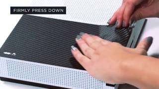 Slickwraps XBox One S & Controller Installation Video