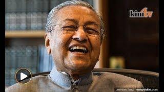 Tun M ketawa ditanya janji Najib kepada US
