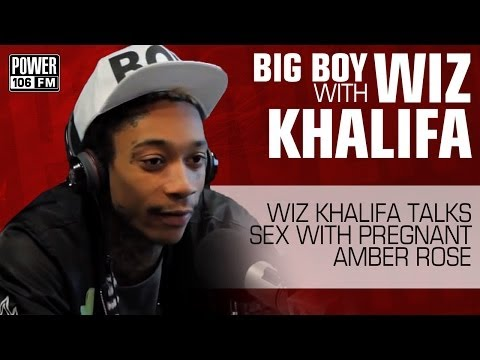 Xxx Mp4 WIZ KHALIFA TALKS SEX WITH PREGNANT AMBER ROSE 3gp Sex
