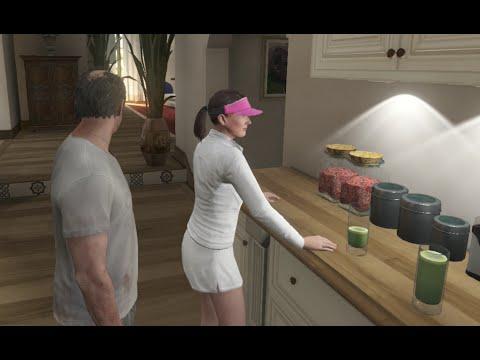 Xxx Mp4 Grand Theft Auto V Trevor Has A Thing For Amanda 3gp Sex