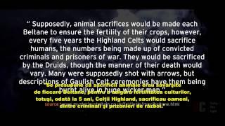 Sacrificii ritualice oculte - De ce moartea lui Bin Laden a fost anunţată pe 1 mai ?