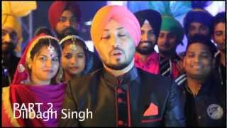 Dilbagh singh live singing OH TINA song at national farm,ali pur,Delhi..part 2