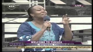 KTN Tukuza: My Testimony, the lady who had a child at 14, 15 and 16 years