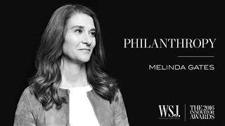 2016 Philanthropy Innovator: Melinda Gates