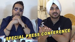 Mika Singh & Gurdeep Mehndi | Special Press Conference | Talk About Upcoming Projects Of 2018