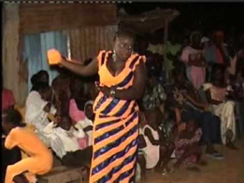 sabaar Sénégalaise bou graww