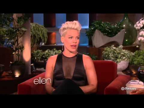 P nk Funniest Moments Part 1