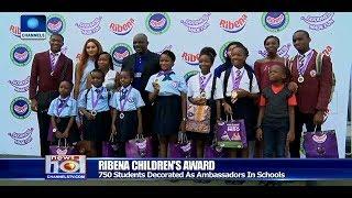 Ribena Celebrates Student Heroes In Lagos
