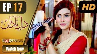 Drama | Dil e Nadaan - Episode 17 | Express Entertainment Drama | Abid Ali, Zaheen Tahira, Nida