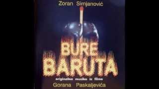 ZORAN SIMJANOVIC - BURE BARUTA