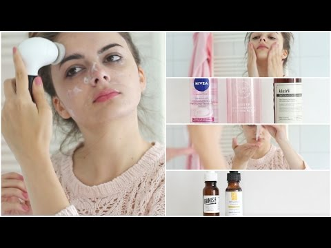 A Week of Skin Care Routines