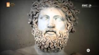 Yunanistan, Girit Adası, Zeus, Dikteon Mağrası, Olimposlular ve Titanların savaşı