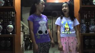 Audition Ate A.K.A big sister side 1