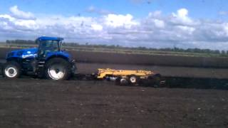 Tractor racing tg285 vs t8 300 vs Ts 135