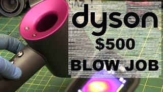 BOLTR: DYSON HAIR DRYER. Is it WORTH the MONEY?
