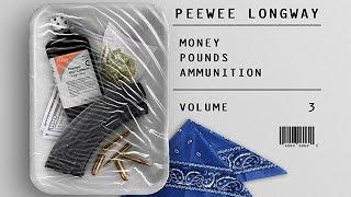 PeeWee Longway - Blue Hundreds ft. Y.D.G & MPA MudGod (Money Pounds Ammunition 3)