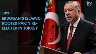 Watch the video: Erdogan wins Turkey presidential polls