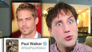 Paul Walker's Tweet Deleted After His Death?