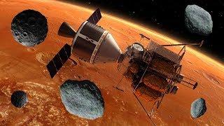उल्कापिंडों को कैसे पार करेंगे मंगल ग्रह पर जाने वाले| Challenges Facing a Manned Mission to Mars