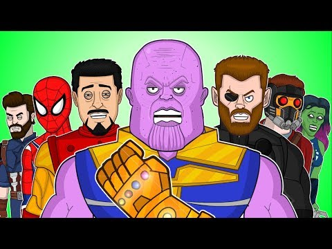 Xxx Mp4 ♪ AVENGERS INFINITY WAR THE MUSICAL Animated Parody Song 3gp Sex