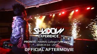 Aftermovie | DJ Shadow Dubai Performing Live | NMIMS College Fest Mumbai | VDJ Jacob