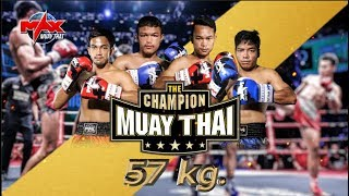 Max Muay Thai Ultimate Fighs June 17th, 2018