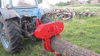 Watch Устройство для трелевки леса навесное купить - Motion Tube - Video Sharing