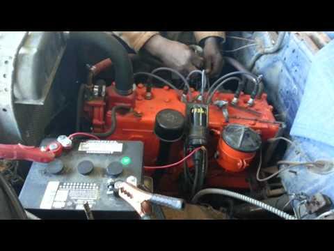 1949 Dodge Coronet engine test Timeless Automotives