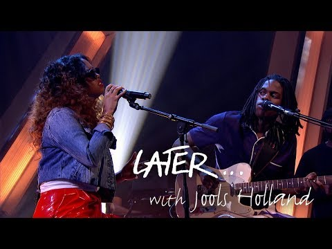 (UK TV debut) Daniel Caesar (feat. H.E.R.) perform Best Part on Later... with Jools