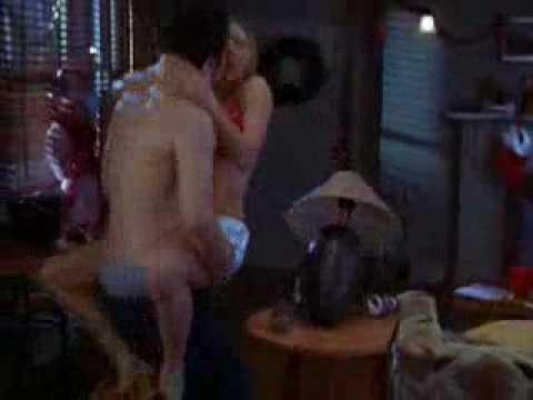 Scrubs My Monster JD & Elliot Sex Scene