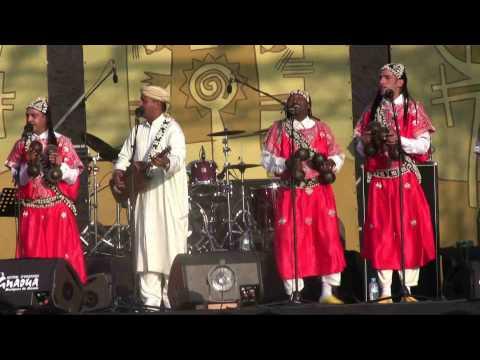 Hamid El Kasri Festival Gnaoua 2010 IV