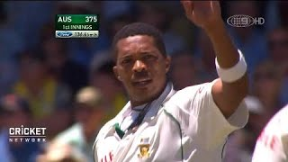 From the vault: Ntini fires Proteas with four