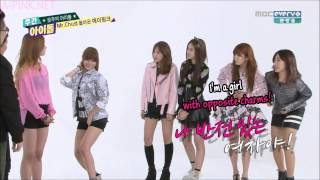 [APINKSUBS] 140409 MBCevery1 Weekly Idol E142 APink eng sub Part 1/4