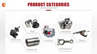 cummins OEM Genuine and replacement spare parts special exporter