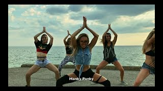 Female Dancehall - One Wine - Choreography by Tanusha