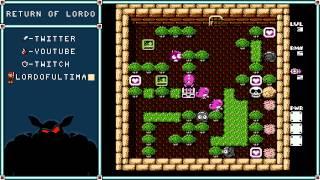 Adventures of Lolo 3 (Level 1-3)