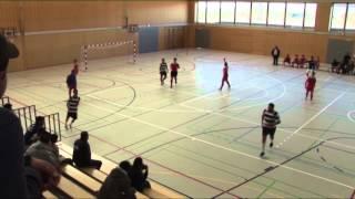 Highlights of Switzerland vs Belgium - European Football Tournament 2013