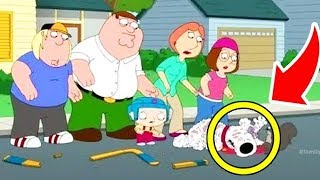 The Disturbing Truth of Family Guy