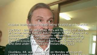 Russian businessman