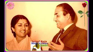 #*.RAFI & LATA~Film~NAACH GHAR~[1959]~Meri Sune To O Perdesi~[ Great Duet,My Fav ] #*