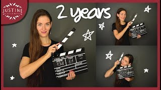 2 YEARS ON YOUTUBE !  | How it started | Justine Leconte