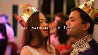 International Prom 2017 Recap | The Well College Ministry