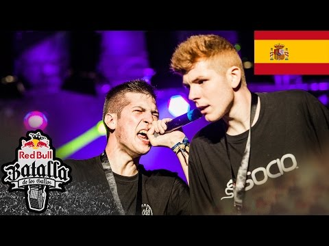 Red Bull Batalla de los Gallos Final Nacional 2016 Valencia