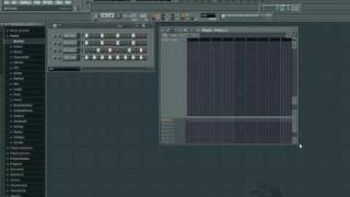 FL Studio (Reagetone beat) tutorial in persian (farsi) by DJ NO1 iranproud.com