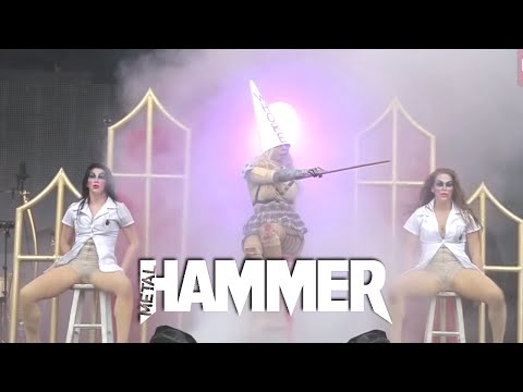 Xxx Mp4 In This Moment Sex Metal Barbie And Online Haters Metal Hammer 3gp Sex