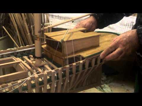 Come costruire un Brigantino a palo navigante